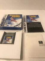 COMPLETE Boarder Zone - Nintendo GameBoy Color GBC GBA Mint TESTED CIB