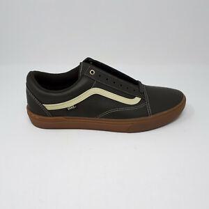 NEW Vans Old Skool Pro BMX Dennis Enarson Olive Gum Shoe Sneaker Men's Size 13