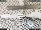12 lb. Box of Used Fishing Net ~ Old Vintage Recycled Commercial Fish Netting