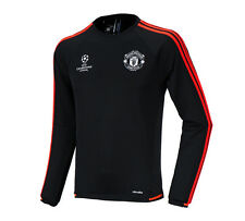 Adidas Manchester United EU Training Top Shirt AC1513 Man Utd Soccer Football