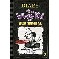 Diary of a Wimpy Kid: Old School by Jeff Kinney (Paperback, 2017) Children's
