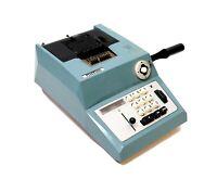 Underwood Olivetti Adding Machine Manual Calculator Prima 20 1960s Vintage
