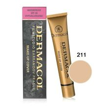Dermacol High Covering Make up Foundation Legendary Film Studio Hypoallergenic 3 1111b - 211