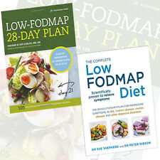 The Low-Fodmap 28-Day Plan & The Complete Low-FODMAP Collection 2 Books Set