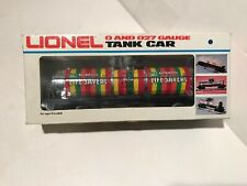 Lionel #6-9278 Life Savers Candy Tank Car BRAND NEW