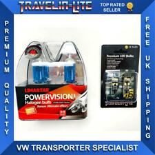 H4 OSRAM COOL BLUE INTENSE VW Transporter T4 90-03 FARI LAMPADINE PROIETTORE H4