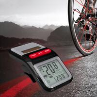 Funk Kabellos Fahrradcomputer Tachometer Fahrradtacho Kilometerzähler