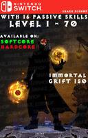 Diablo 3 - Nintendo Switch - Fully Primal Modded Set - Firebird - Wizard