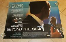 Beyond The Sea movie poster (UK Quad)  - Kevin Spacey, Bobby Darren
