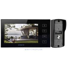 HOMSECUR 7'' Colour LCD Video Door Entry Intercom Rainproof Metal Case HD Camera