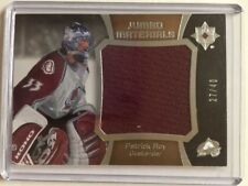 2015-16 Ultimate Patrick Roy Jersey /40 Jumbo Materials Upper Deck 15/16