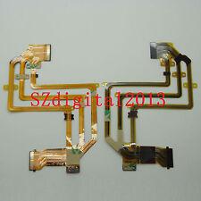 10PCS/ NEW LCD Flex Cable For Sony HDR- HC5E HC7E HC9E SR10E SR210E SR220E