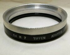 Tiffen 54mm to 54mm Step up 7 VII Filter Holders Adapter retaining ring