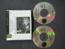 CD: Verdi:Falstaff NBC Symphony Orchestra: Arturo Toscanini 2CD RCA BMG 1990 USA