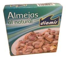 Almejas al natural - Chilean clams in brine 111g