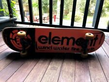 complete custom skateboard (made mainly for skatepark)
