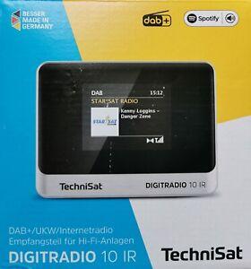 DIGITRADIO 10 IR - DAB+ und Internetradio OVP
