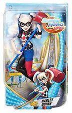 Mattel DC Super Hero Girls Harley Quinn Puppe Collection Kinder Spielzeug NEU