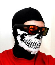 Sturmhaube CALAVERA SKULL Cara Motocicleta Máscara Máscara de esquí BIKER