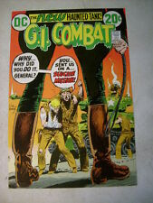 Gi Combat #159 Cover Art original approval cover proof 1970'S, Haunted Tank