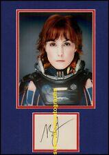 Noomi Rapace Elizabeth Shaw Ridley Scotts Prometheus  Autograph UACC RD 96