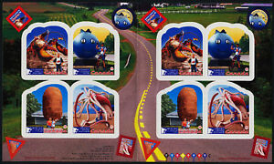 Canada 2485 Booklet MNH Roadside Attractions