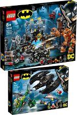 LEGO® DC Comics Super Heroes 76122 76120 Batman Clayface™ N6/19