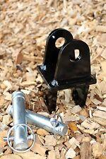 Pendelgelenk + 2 Bolzen Kreuzgelenk Kardangelenk Rotator Verladezange Holzzange!