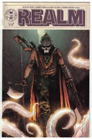 REALM [2017] #3 CVR A - 1st Print - NM/New/Unread Comic Book!