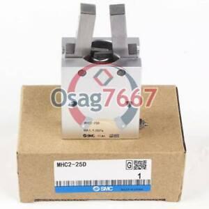 1pc SMC MHC2-25D Pneumatic Angular Air Gripper Cylinder NEW