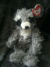 Ty Beanies Bear - Attic Treasures Radcliffe, Tag Protected -Retired