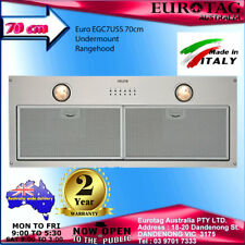 Euro EGC7USS 70cm Undermount Rangehood MADE IN ITALY BRAND NEW