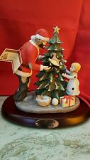 Limited Edition Emmett Kelly Jr. Spirit of Christmas Iii # 2274 Of 3500