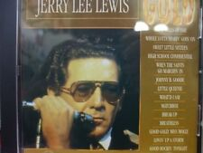 Jerry Lee Lewis Gold [CD]