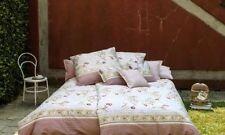 Lenzuola e biancheria da letto arancione floreale