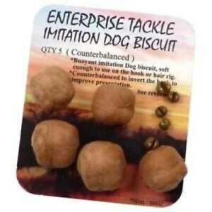 Enterprise Tackle Floating Dog Biscuits - Carp Coarse Imitation Bait - ET310