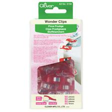 Clover Wonder Clips 10 Pack [CL3156]