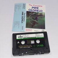 THE COMPLETE MIKE OLDFIELD PART 1 IMPORT CASSETTE TAPE ALBUM THOMSUN SAUDI