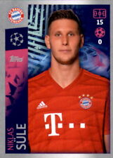 Champions League 19 20 2019 2020 Sticker 88 - Niklas Süle - FC Bayern München