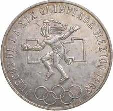 Better - 1968 Mexico 25 Pesos - TC *487
