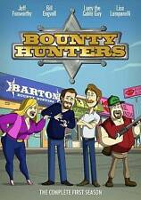 Bounty Hunters: The Complete First Season (DVD, 2014, 2-Disc Set)