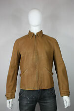 Levis LVC Menlo leather jacket M new vintage clothing brown 30's  bond skyfall