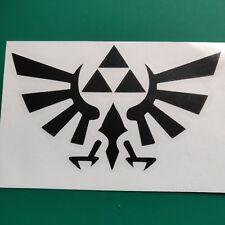 Nintendo Zelda Triforce - Car Decal Sticker Car/Van/Bike/Bumper/Window Vinyl