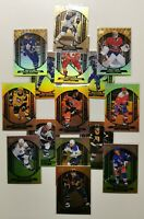 COMPLETE SUBSET ~2020-21 TIM HORTONS HOCKEY ~GOLD ETCHINGS G1-15 ~FREE SHIPPING