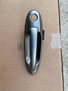 2001-2007 Toyota Sequoia Right Front Door Handle Gray OEM