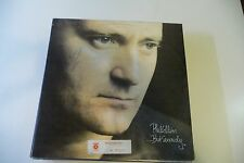 PHIL COLLINS LP ..BUT SERIOUSLY.  POLAND PRESS STICKER PROMO AND ERROR PRINTING