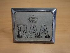 Royal Automobile Association 1974 - 1997 RAA Badge