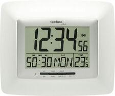 Technoline WS 8100 Funkwanduhr mit Weckfunktion