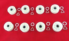 279640 Whirlpool Kenmore Dryer Idler Pulley Roller  New 8 Pack