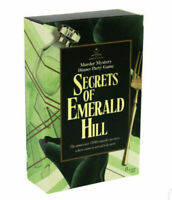 Professor Puzzle Secrets of Emerald Hill Murder Mystery Game 8 players